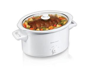 Hamilton Beach 33181 8 Quart Slow Cooker