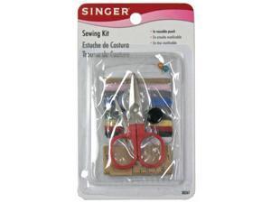 Singer 25 Piece Sewing Kit In Reusable Kit  00267