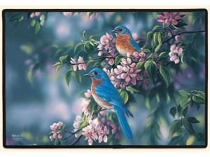 Fiddler's Elbow FED993 Bluebirds Doormat
