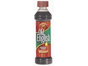 Reckitt & Coleman 75144 Old English Dark Wood Scratch Remover - 8 oz. - Pack of 6