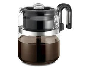 one all PK008 8-cup Stovetop Glass Percolator