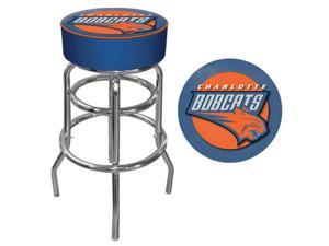 Charlotte Bobcats NBA Padded Swivel Bar Stool