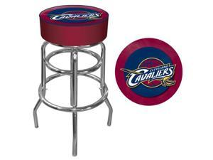 Cleveland Cavaliers NBA Padded Swivel Bar Stool