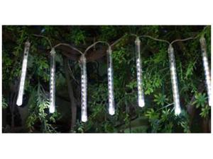 Creative Motion Industries 13240-9 5pcs-set meteor rain light,10bulbs-each tube,tube size:5.5 in.,7.87 in. tube space,1M ...