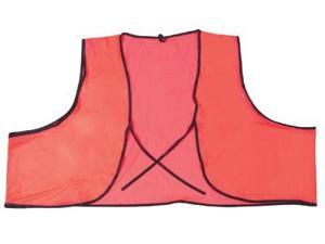 River City 611-V041 .10Mm Pvc Safety Vest 18X 27 Fluor