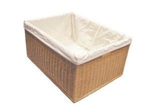 Rev-A-Shelf RS4WB.1723.52 17.5 in. Stand Alone Rattan Baskets