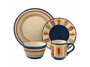 Pfaltzgraff 45714500 Sedona 4 pc place setting