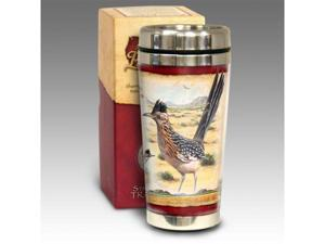 American Expediton STMG-140 Roadrunner 16-oz Steel Travel Mug