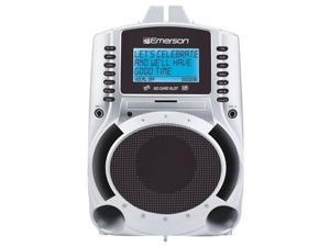 "EMERSON SD511SC PORTABLE KARAOKE MP3 LYRIC PLAYER WITH 3"" LYRIC SCREEN"