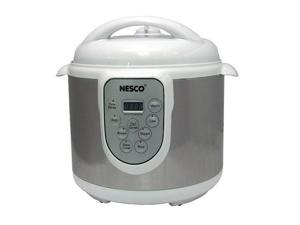 Nesco PC6-14 6-Quart Digital Programmable Electric Pressure Cooker