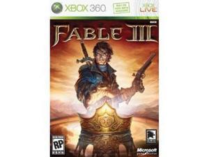 Microsoft (X-Box) LZD-00001 Fable III Xbox 360