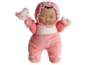 Dolls By Berenguer 48002 Lil  Hugs Soft Doll - Asian - 11 Inches