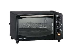 Magic Chef MCSTO6B 6-Slice Toaster Oven