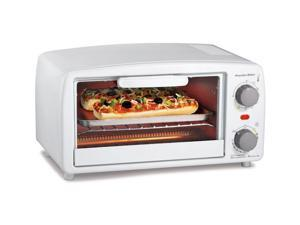 PROCTOR SILEX 31116Y Extra Large Toaster Oven-Broiler - White