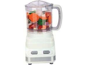 Brentwood Appliances FP-546 Food Processor 3 Cups - 24oz. - White