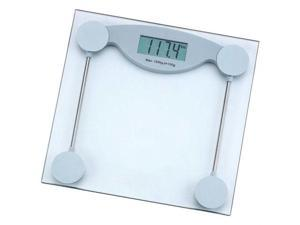 HealthSmart ELSCALE3 HealthSmart Glass Electronic Bathroom Scale