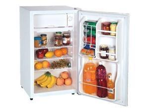 Magic Chef MCBR360W 3.6 CUBIC-FT Refrigerator - White