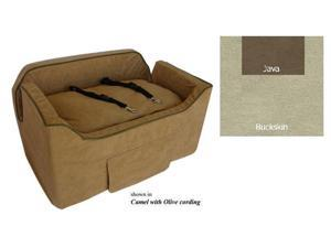 Essential Pet Products SN-37475 Large Luxury Lookout - Buckskin with Java