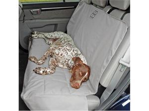 Petego PE-EBSPRS XLSUVTN Rear Car Seat Pet Protector - SUV-Tan