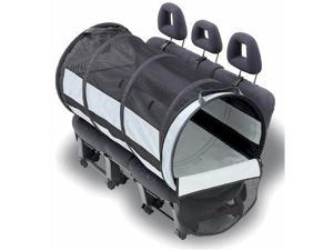 Petego PE-PETT L Petego Large Pet Tube Car Kennel