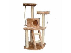 Majestic Pet MP-8020 Majestic 48 Inch Casita Cat Tree