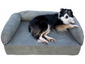 Snoozer SN-69334 Snoozer Luxury Sofa Pet Bed - Small - Regular Foam - Black