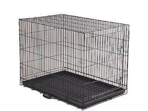 Prevue Hendryx PP-E432 Economy Dog Crate - Medium