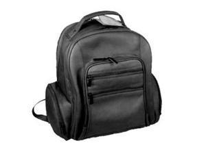 David King & Co 349B Oversized Laptop Backpack- Black