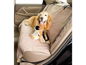 Duragear 2560 Fleece Rear Seat Cover - 56 Inch - Sand
