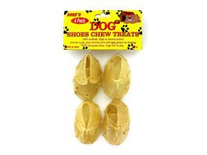 Dog shoe chew treats - Pack of 72