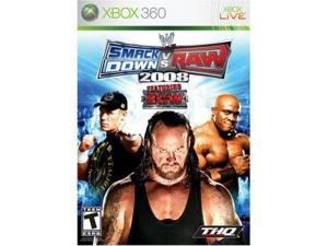 THQ 106623 WWE Smackdown vs Raw 2008