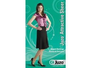 Juzo 5070AT14 B Sheer 5070 OTC Pantyhose 10-15mmHg - Color- 14-Beige, Size- B