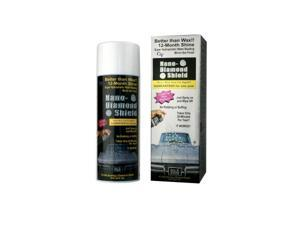 Crystal View Chemicals 109 Nano Diamond Shield Car Shiner