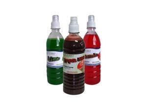 Victorio Kitchen Products VKP1107 3-Pack Shaved Ice And Snow Cone Syrups - Summer Flavors
