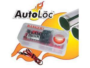 Autoloc FLAME2 Dual Exhaust Flame Thrower Kit
