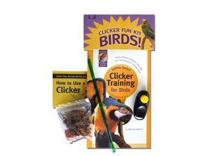 Clicker Training KPKT427 Bird Kit