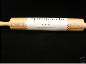 Bethany Housewares 465 Springerle Rolling Pin