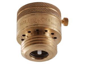 "Ldr 509-7506 3/4"" Hose Thread Vacuum Breaker - Brass"