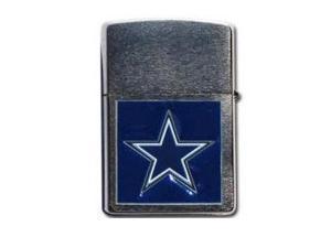 Siskiyou SportsZFL055 Large Emblem NFL Zippo- Dallas Cowboys