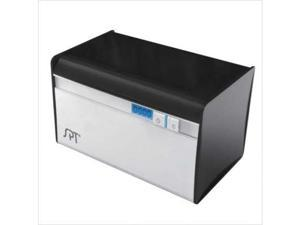 2.5c Ultrasonic Cleaner - Black By Sunpentown