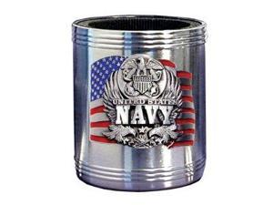 Siskiyou Gifts SCCD92 Can Cooler- US Navy