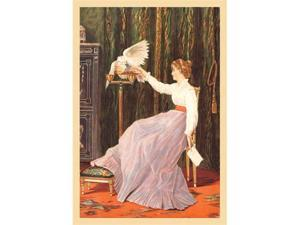 Buyenlarge 09875-9P2030 What Shall I Tell Him, Polly 20x30 poster