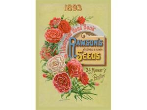 Buyenlarge 13444-5P2030 Rawson&NO.39s Vegetable and Flower Seeds 20x30 poster