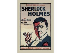 Buyenlarge 05521-9P2030 Sherlock Holmes - The Lyceum Theatre, London 20x30 poster