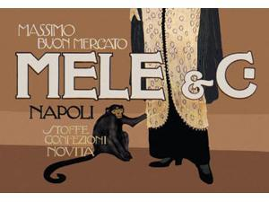 Buyenlarge 01394-xP2030 Mele and C 20x30 poster