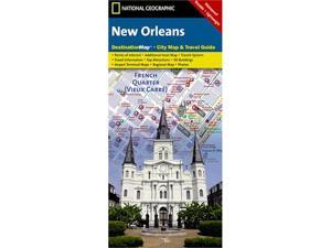National Geographic 1566951038 New Orleans Destination City Map