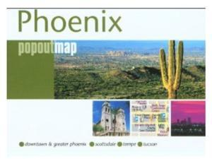 Universal Map 9780762749560 Phoenix Popout Map