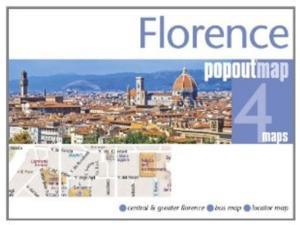Universal Map 9781845877910 Florence Popout Map