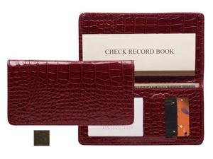 Raika VI 164 BROWN Checkbook Cover - Brown