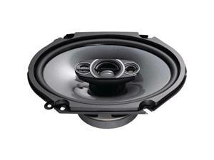 Clarion SRQ6832C Q Series 3-Way Speaker System - 6 in. X 8 in.&#59; 350W Max&#59; 55W Rms&#59; .75 in. Pure Soft Dome Mi